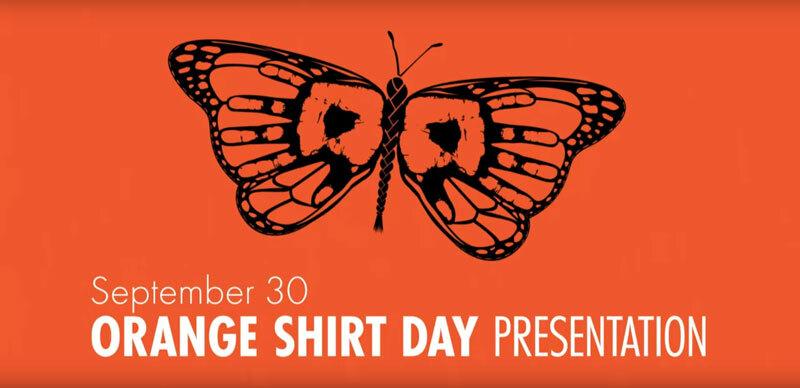 Orange Shirt Day Presentation