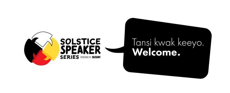 Solstice Speaker Series: We Were Children