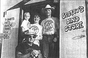Scotty's Dino Store