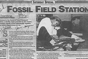 Fossil Field Station